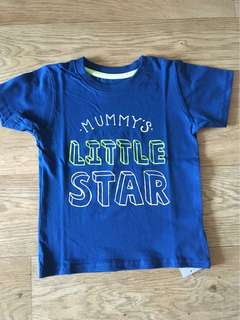 [preorder-april] Primark 6-36mth boys tshirt
