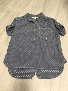 Authentic Levi's blouse