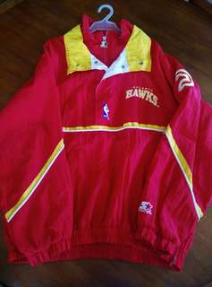 Atlanta Hawks NBA Starter Jacket