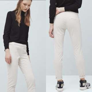 Mango Basics Slimfit Cotton Trousers / Jegging