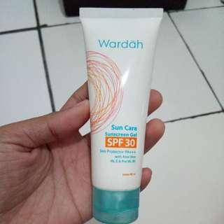 Sunscreen Wardah