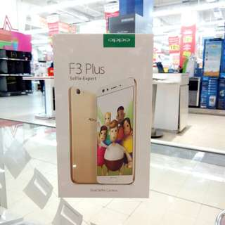 Oppo F3 Plus Promo Cicilan Murah