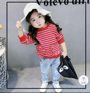 BNWT Babygirl Long Sleeves Sweater