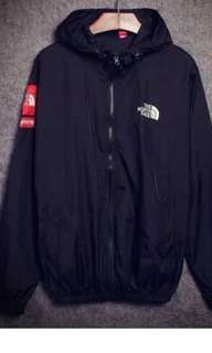 The north face supreme spray jacket