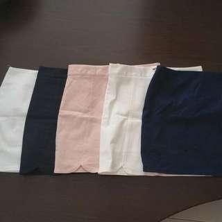 Korean Ulzzang Skirts