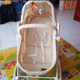 Babylove 2 in 1 rocker