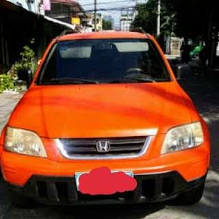 Honda CRV Automatic