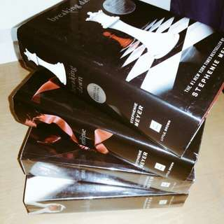 REPRICED!!! Twilight Series HARDBOUND
