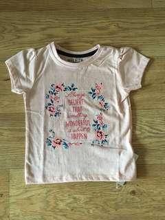 [preorder-april] Primark 6-36mth girls tshirt
