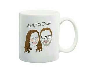 Custom Mug Print ☕