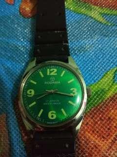 Vintage watch rodania