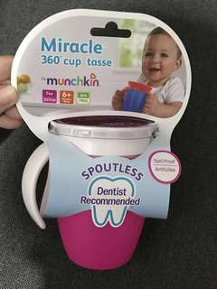 Munchkin miracle 360 cup