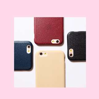 GRAIN LEATHER CASE