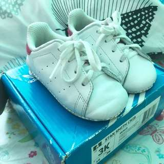 Adidas Baby Crib Shoes