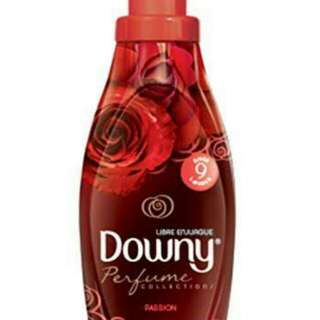 Downy perfume collections