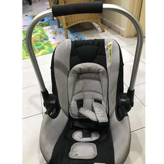Sweet Cherry - SCR7 Carrier Carseat (Grey)