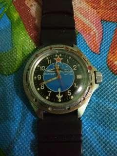 Vostok amfibian russian