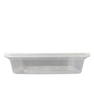 Plastic Microwavable Container