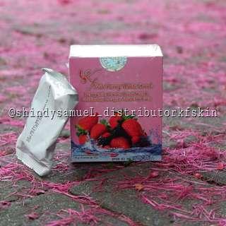 Berry White Drink KF Skin Original