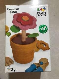 Plan toys flowerset