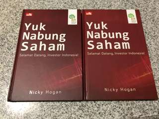 Yuk Nabung Saham by Nicky Hogan
