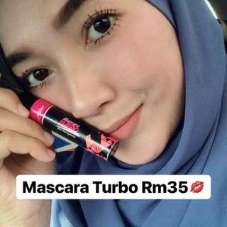 Mascara turbo