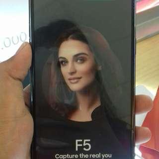 Oppo F5 black cicilan tanpa cc