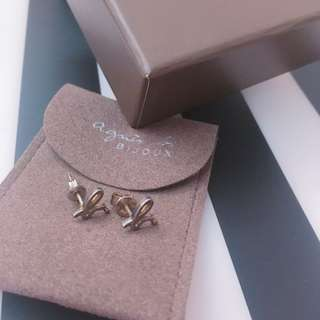 Agnes b earrings 耳環