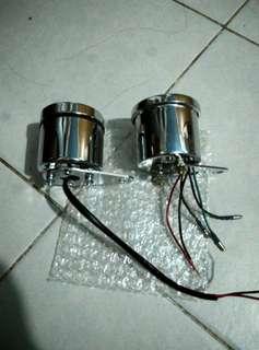 RPM meter & volt meter