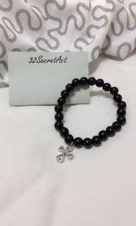 Alloy Cross Handmade Bracelets