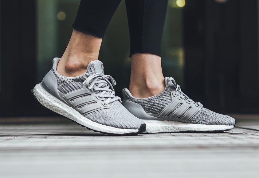 adidas Adidas Ultraboost Grey Two/ Grey Two/ Core Black