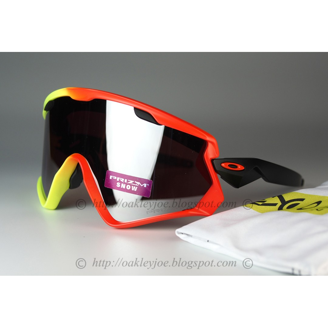 2a22a72278 Sale! Brand New Authentic Oakley Wind Jacket harmony fade + prizm ...
