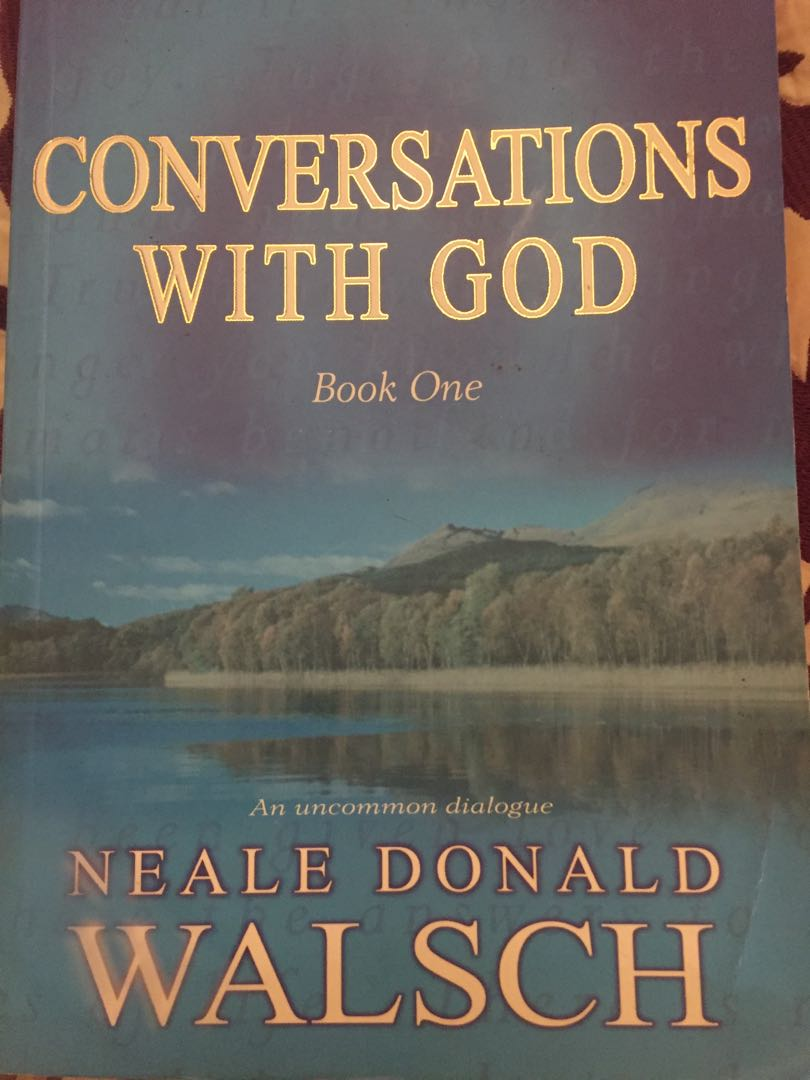 Conversations with God book 1 Neale Donald Walsch