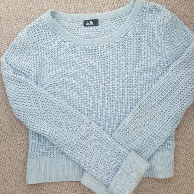 Dotti Crop Sweater