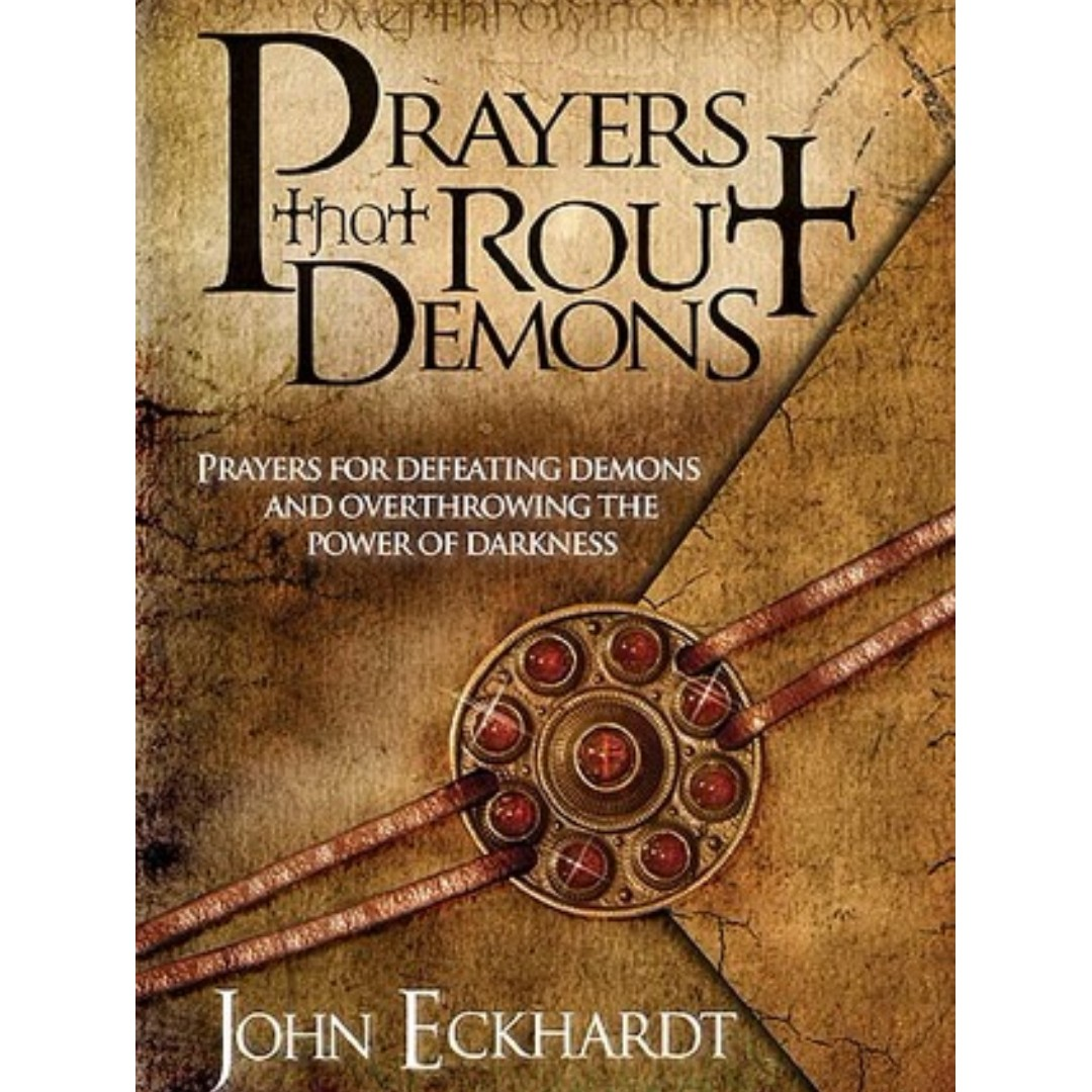 ebook] prayers that rout demons - john eckhardt, books & stationery