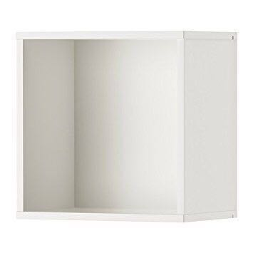 Forhoja Wall/Floor Shelf - White (Discontinued)