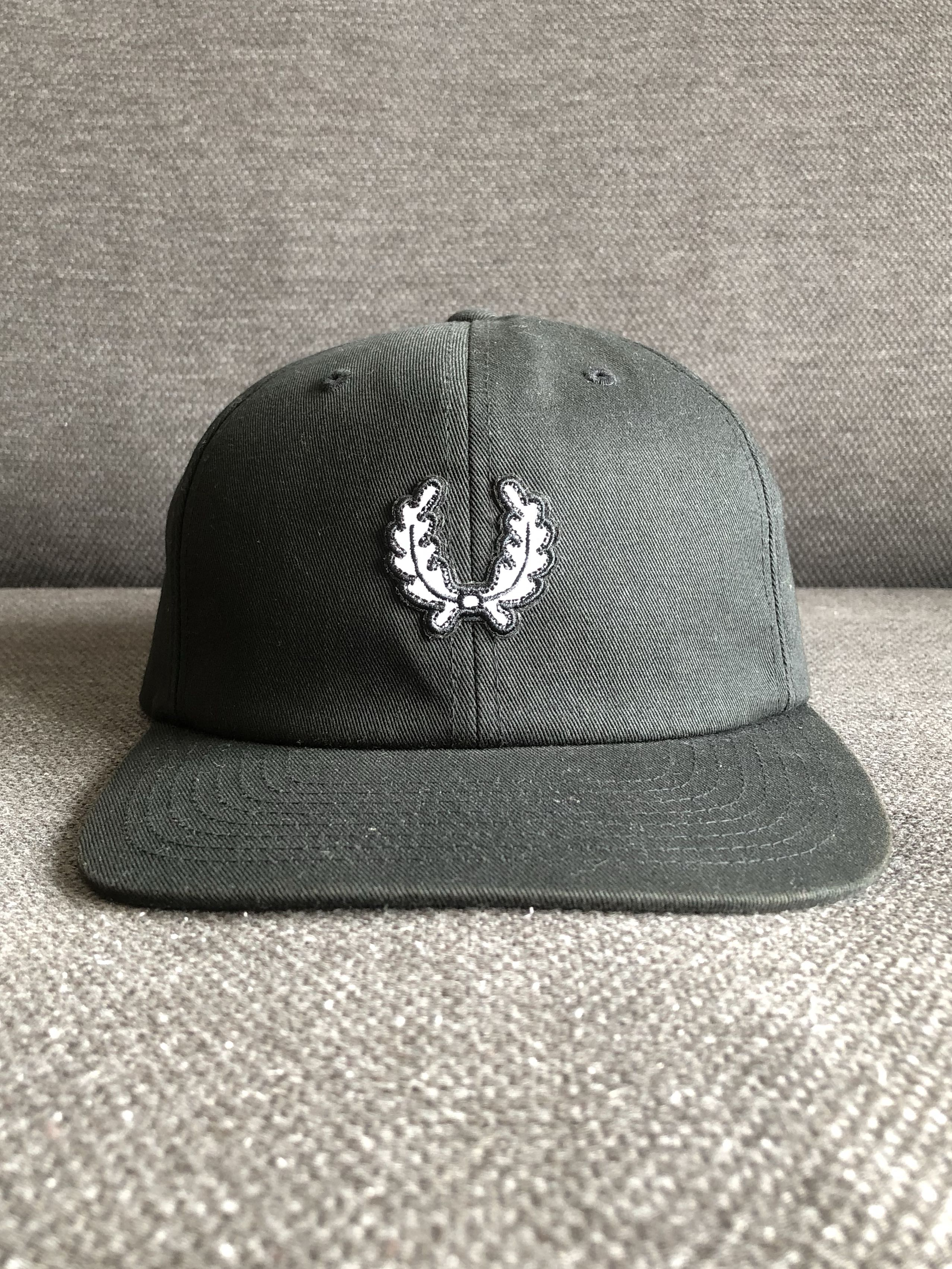 2af7cb0f01a0b6 Fred Perry X Stussy StrapBack ( Cap ), Men's Fashion, Accessories, Caps &  Hats on Carousell