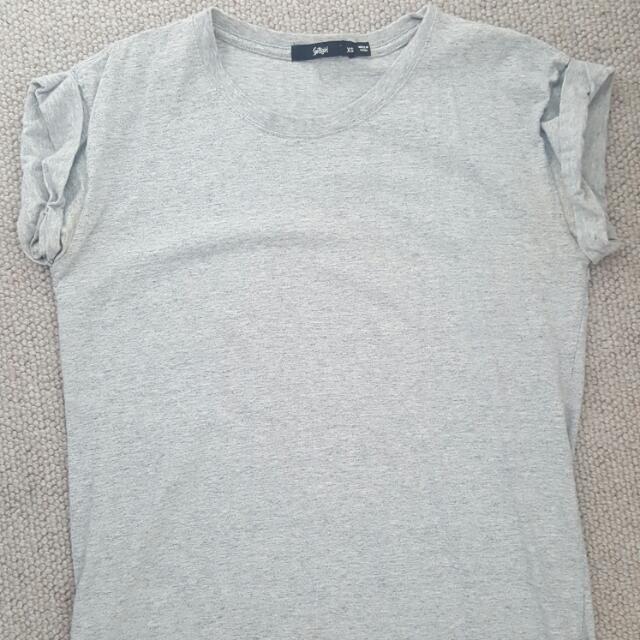 Grey Sportsgirl Shirt