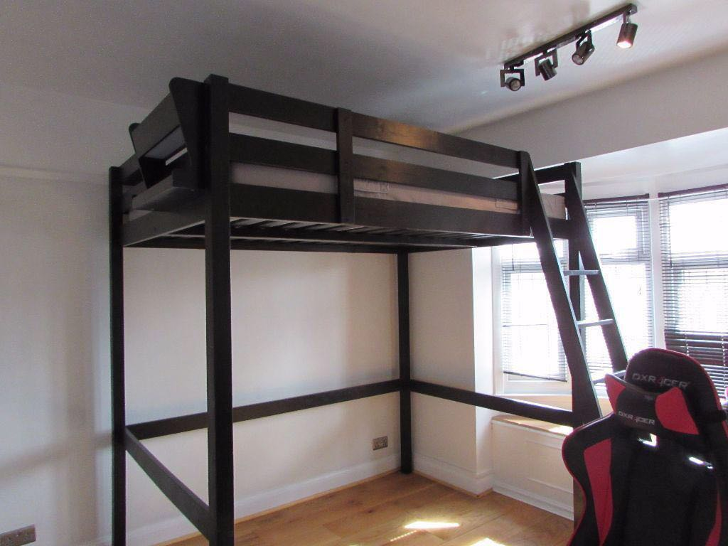Ikea Stora Loft Bed Home Furniture