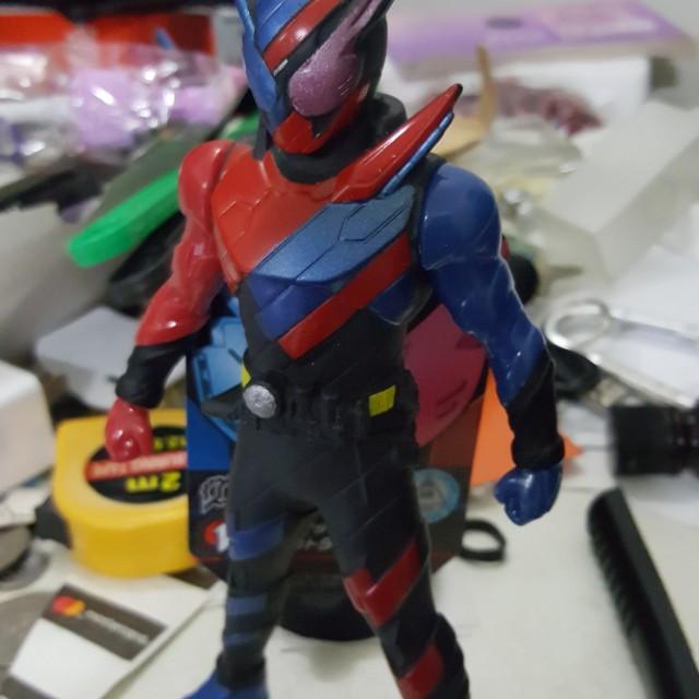 Kamen Rider Build Rabbit Tank Action Figures Bandai