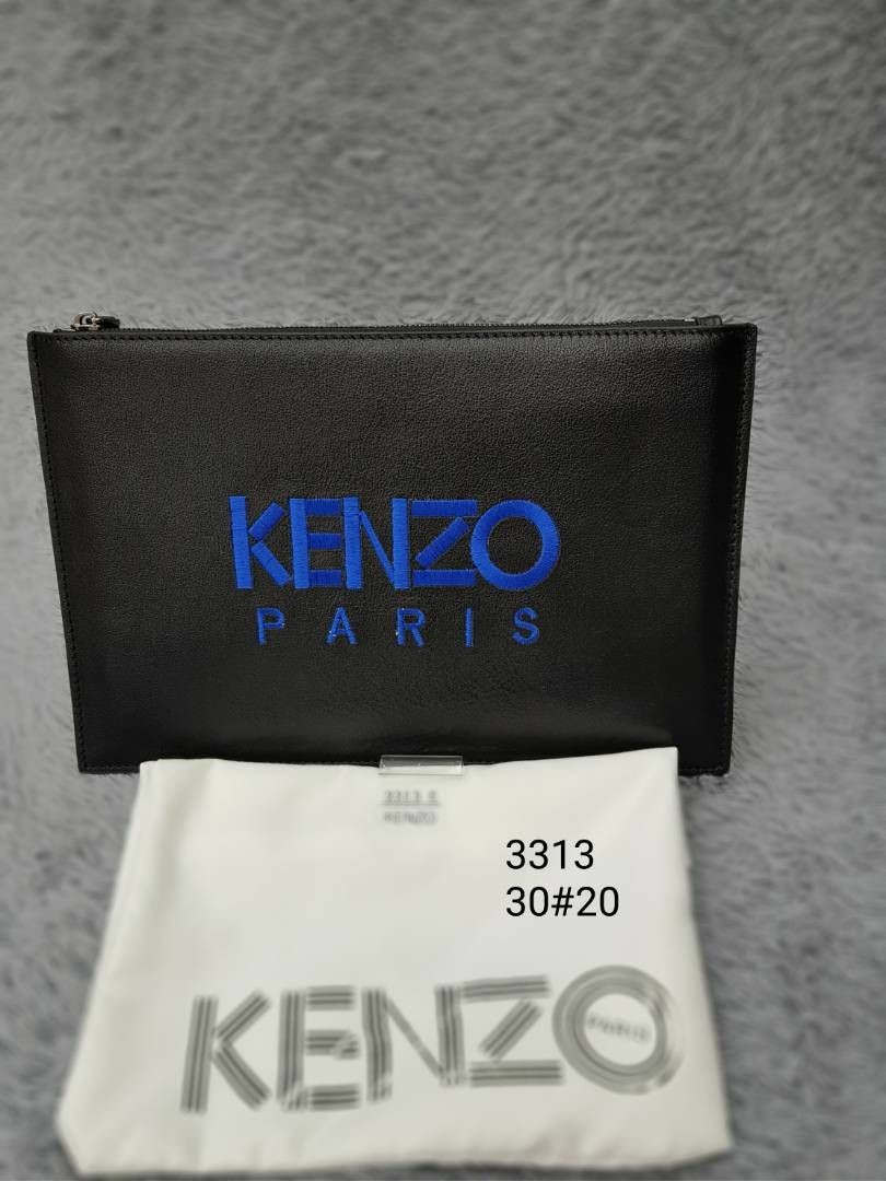 9d6b4ede9c Kenzo Paris Clutch Men New Design