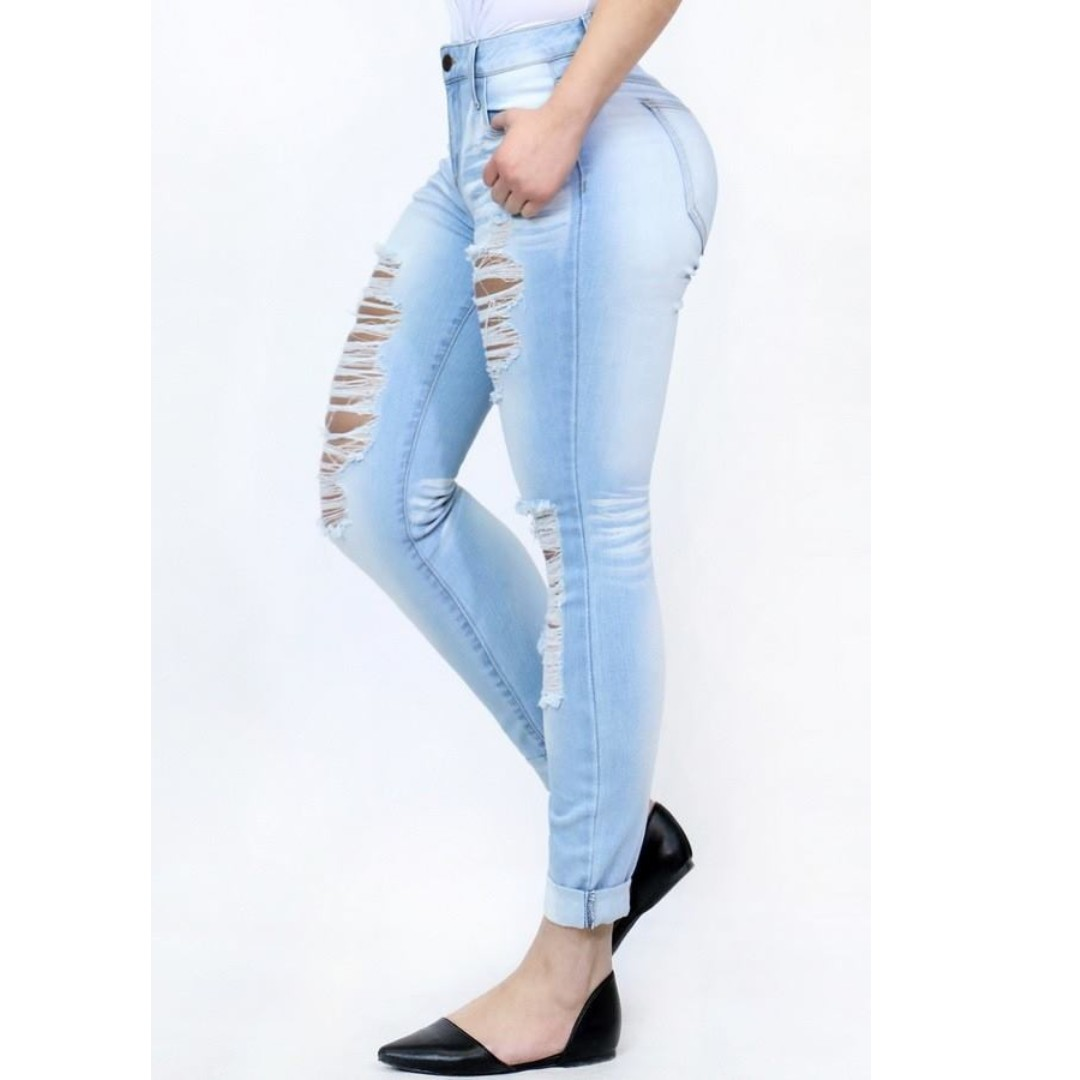 Booty jeans big Jeans that