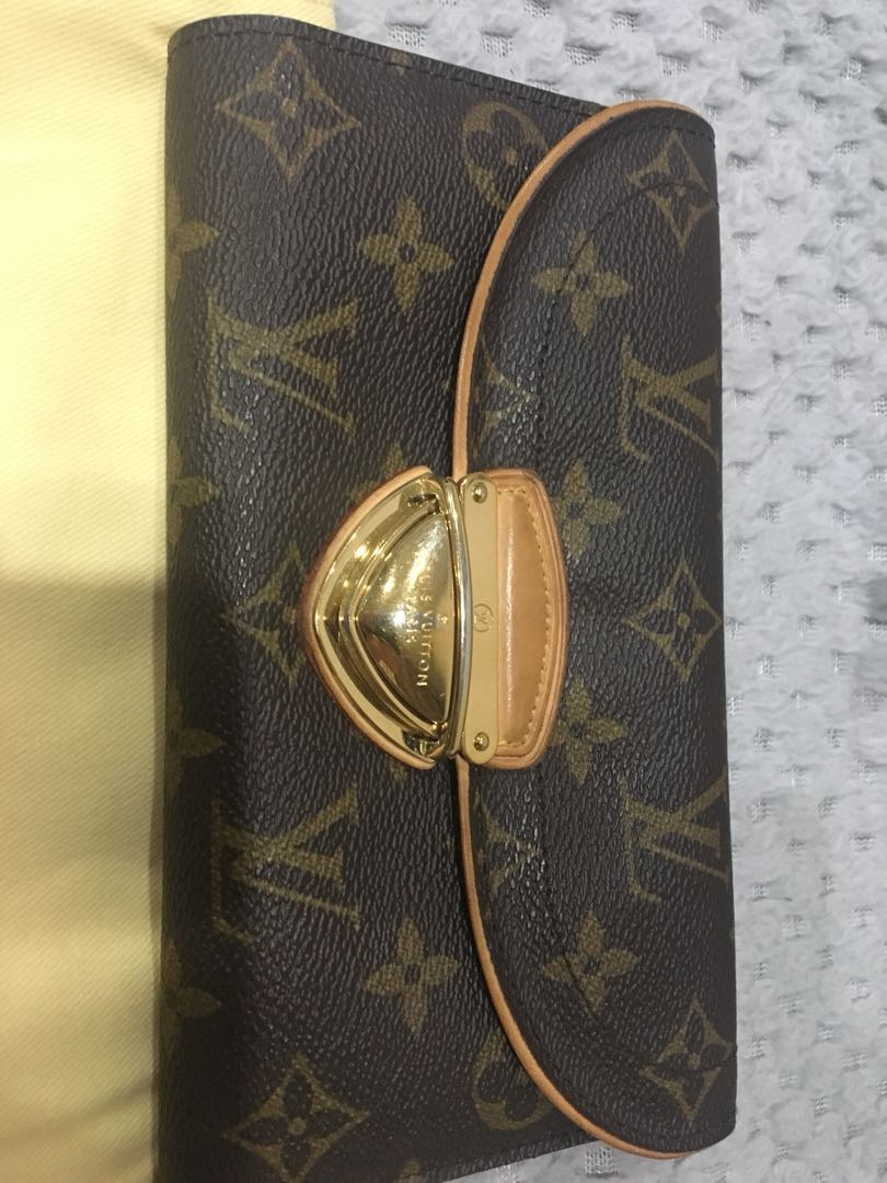 Louis Vuitton Long Wallet-reduced to sell asap