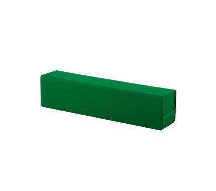 Moleskine Travelling Hard Pen Case - Oxide Green
