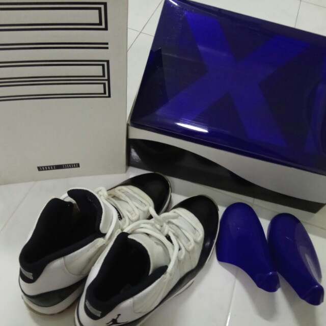 best website 1f7cc e6f97 Nike Air Jordan 11 Concord