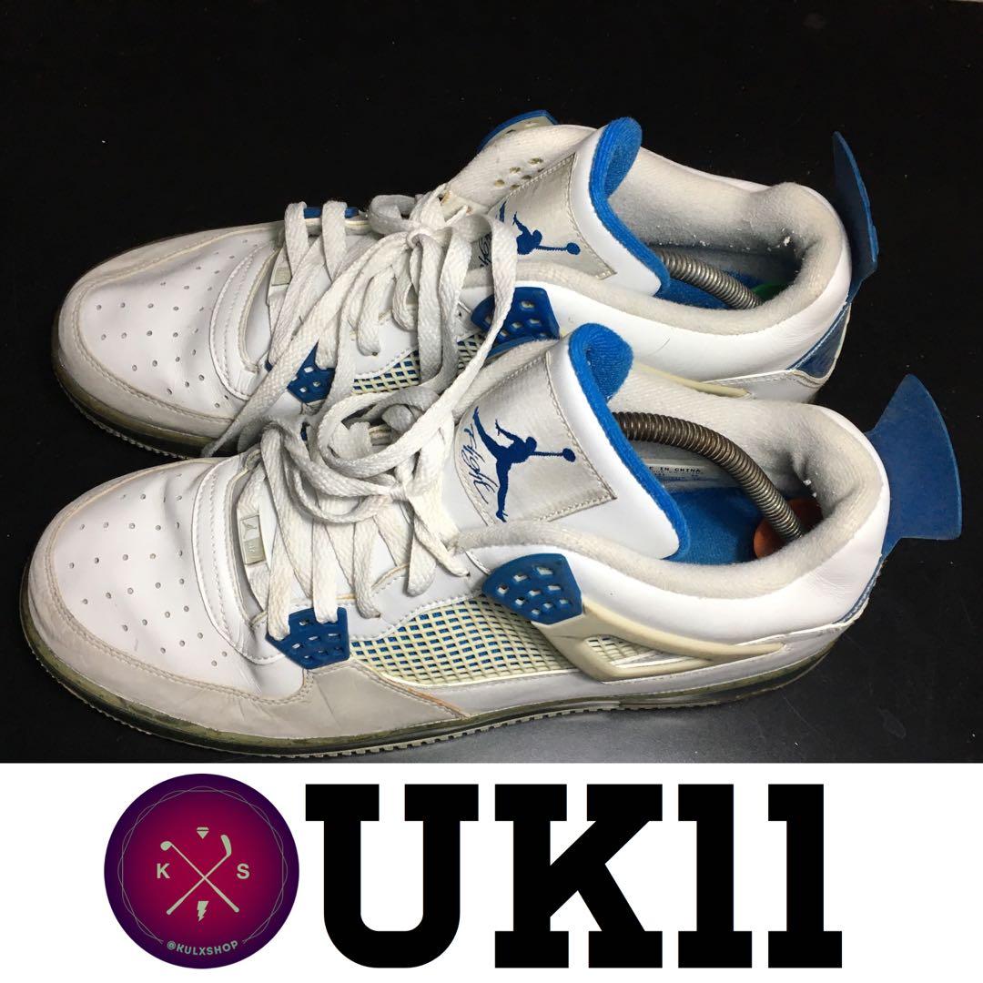 f7f025d3fe73 Nike Air Jordan Fusion 4 Original Bundle Legit Authentic