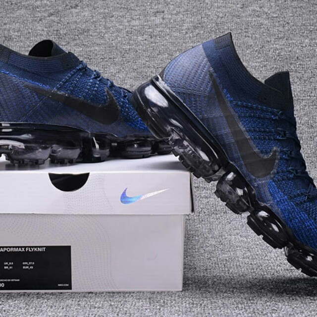 e9f5914cda48 ... Nike Air VaporMax College Navy is scheduled to release on Thursday 28th  September via the photo photo photo photo ...