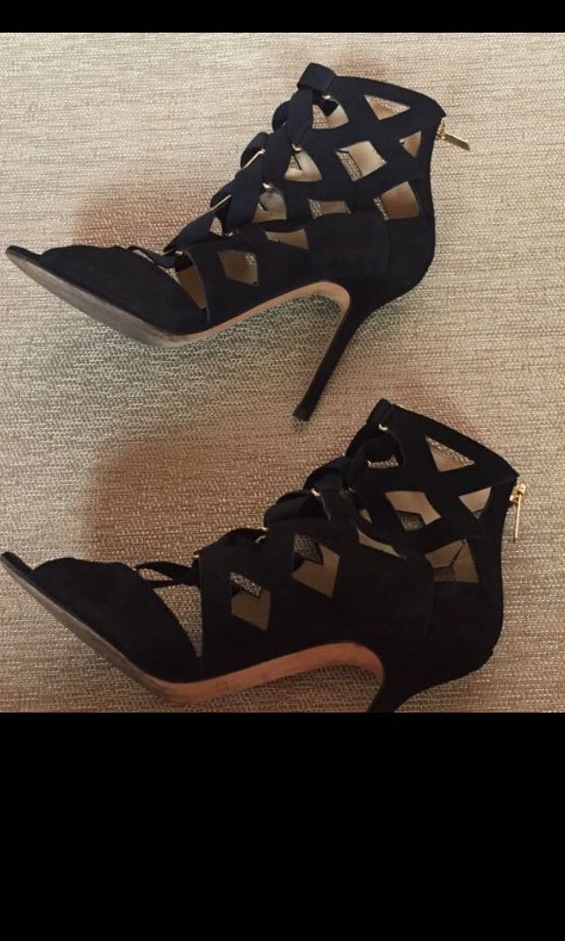 68105fc5f2e Origina Jimmy Choo high heels