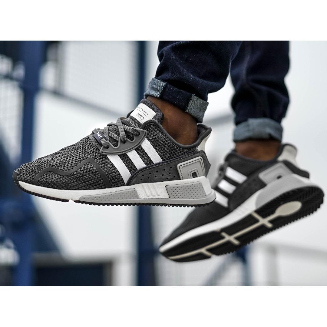 super popular 591af ddf0f PO) Adidas EQT Cushion Adv Grey, Men's Fashion, Footwear ...