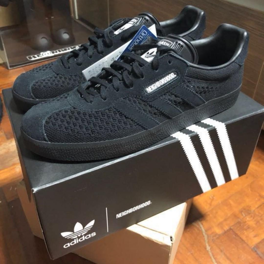 the latest 7e7e9 589a5 (PO) Adidas x Neighborhood Gazelle Super PK NBHD, Mens Fashion, Footwear,  Sneakers on Carousell
